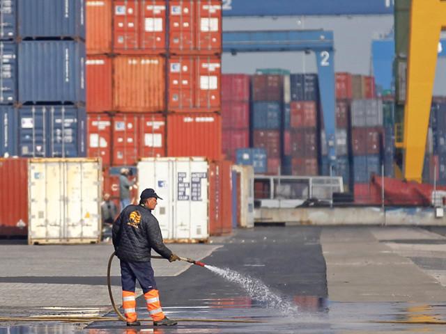 Porto de Lisboa com subida de 43% nos contentores até agosto