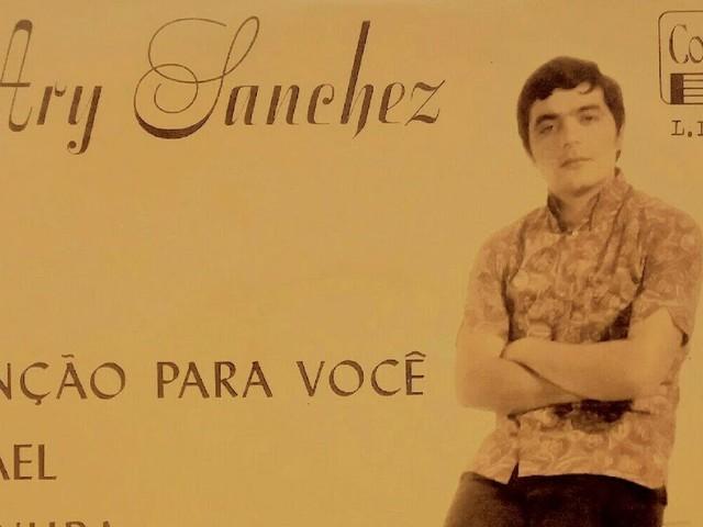 Ary Sanchez - Canção para você (EP 1968)