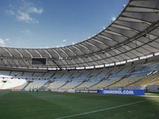 Flamengo não pretende mudar fornecedores do Maracanã em final contra o Vasco