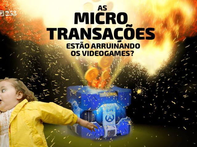 Braincast 253 – As microtransações estão arruinando os videogames?