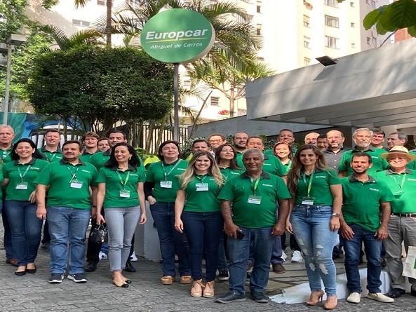 Europcar Brasil Vai Dobrar a Frota no Próximo Ano