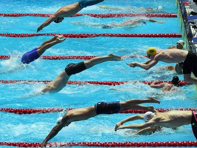 Revezamento do Brasil decepciona, e termina em 6º no Mundial de esportes aquáticos