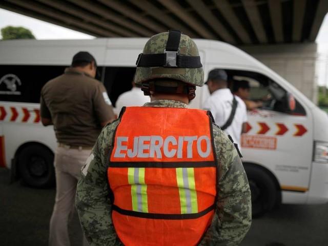 Quase 800 imigrantes ilegais são detidos no México