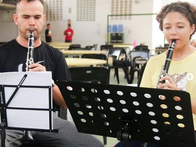 Concerto de música sacra reúne cerca de 150 músicos profissionais e amadores neste fim de semana, em Fortaleza