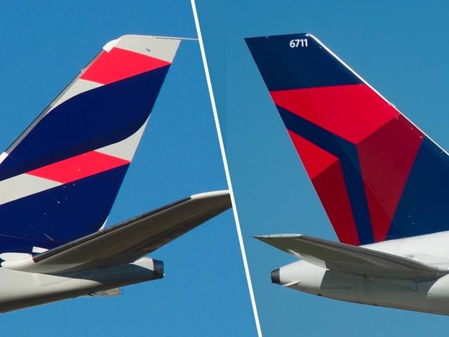 Latam Pass divulga tabela de acumulo de pontos em voos Delta