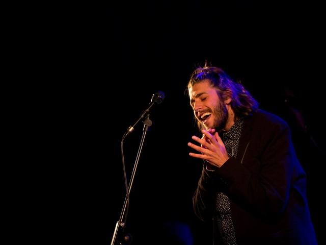 Salvador Sobral edita disco ao vivo