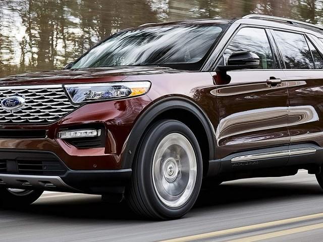Ford Explorer 2020: fotos, detalhes e especificações - EUA