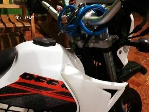 Vendo moto GXT 200