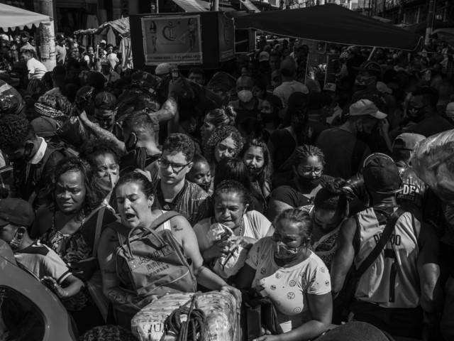 Pandemia de coronavírus   Mortes e internações por covid sobem em SP depois de festas de fim de ano