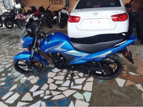 Suzuki hayate 2018