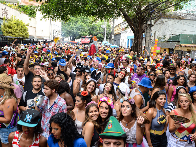 Rio Announces Official Schedule for 2018 Carnival Blocos