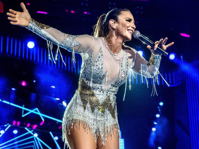 Ivete diz que fará música com Banda Eva pelos 40 anos do grupo e brinca: 'Revelou gente maravilhosa'