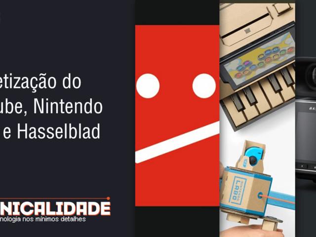 Tecnicalidade 075 – Nintendo Labo: monte, enfie e vibre
