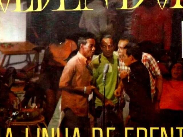 Golden Boys - Na linha de frente (LP 1968)