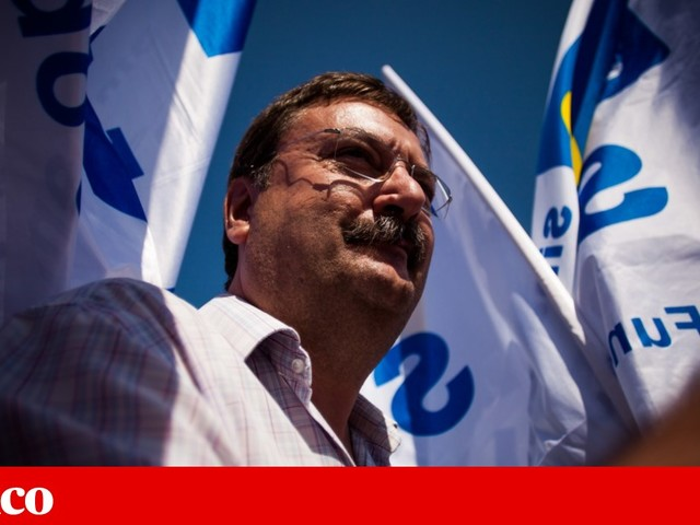 Carlos Silva alega falta de apoio do PS e anuncia saída da liderança da UGT
