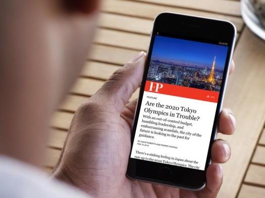 Facebook começa a testar notícias pagas no Instant Articles