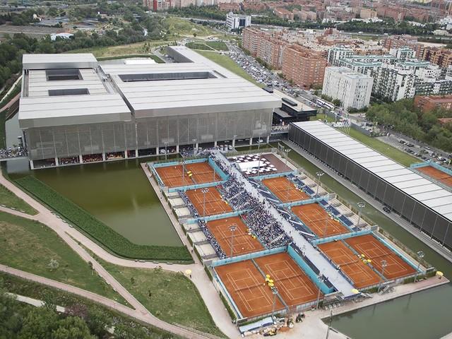 Mesmo em Madrí, final da Copa Davis será disputada em quadra sintética