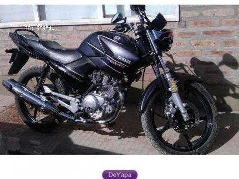 Moto Yamaha YBR125 ABSOLUTAMENTE NUEVA