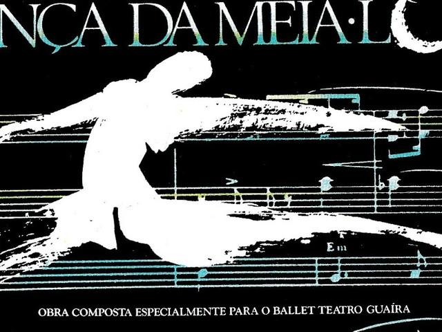 Vários intérpretes - Dança da Meia-Lua (CD 1988)