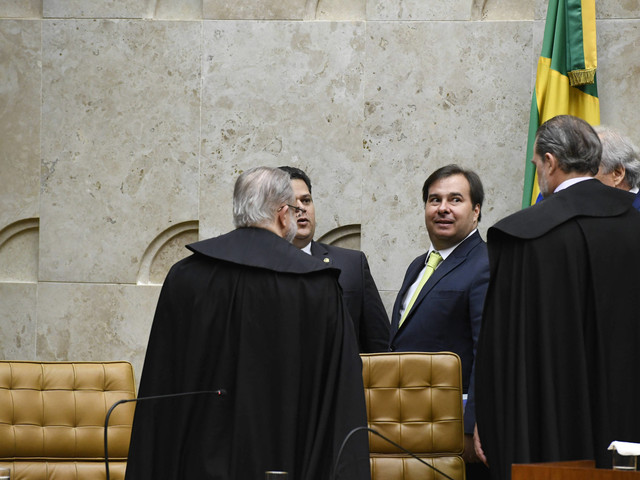 Presidente da Câmara   Investigações sobre Maia paradas há 6 meses devem ser revistas por Aras