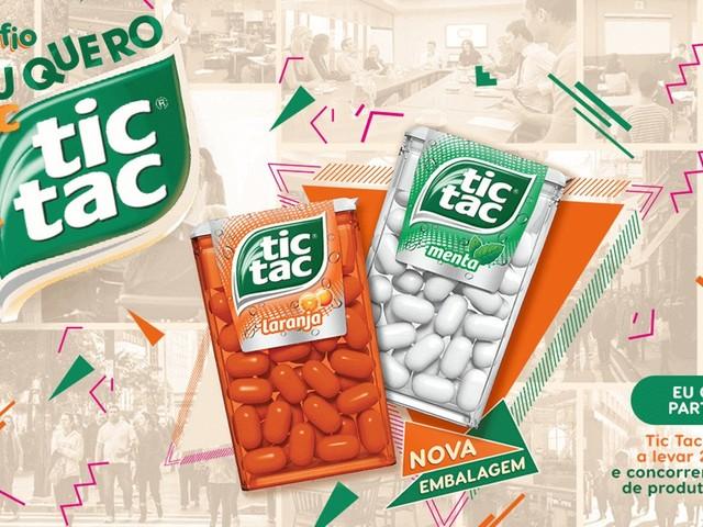 Depois de três anos longe da mídia, Tic Tac lança promoção com trilha sonora da banda Carrapicho