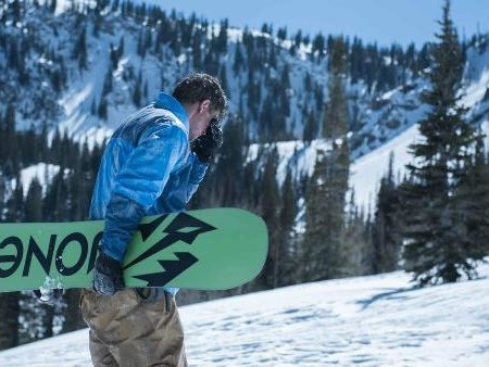 Crítica   O Poder e o Impossível – Snowboard terapêutico que gera sono