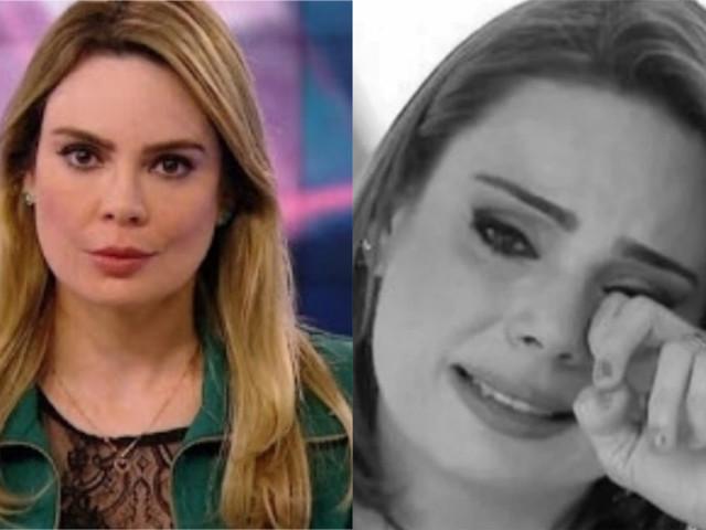 """Rachel Sheherazade é repreendida por Silvio Santos, recebe notícia bombástica e estraçalha queda no SBT: """"Não me culpe"""""""
