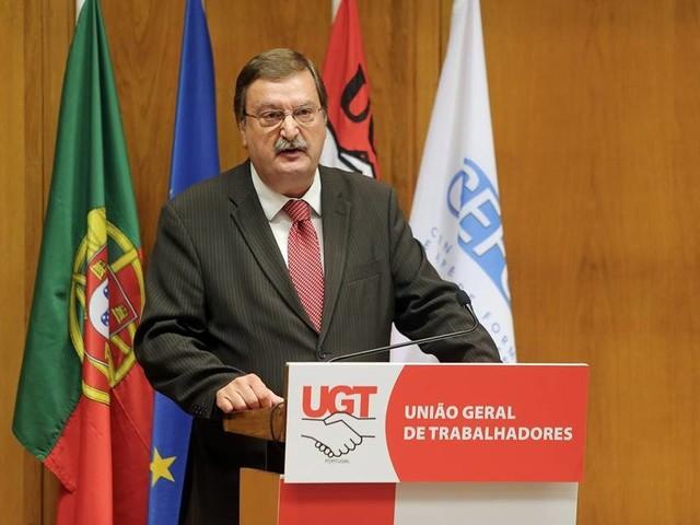 UGT quer salário mínimo acima dos 600 euros em 2019