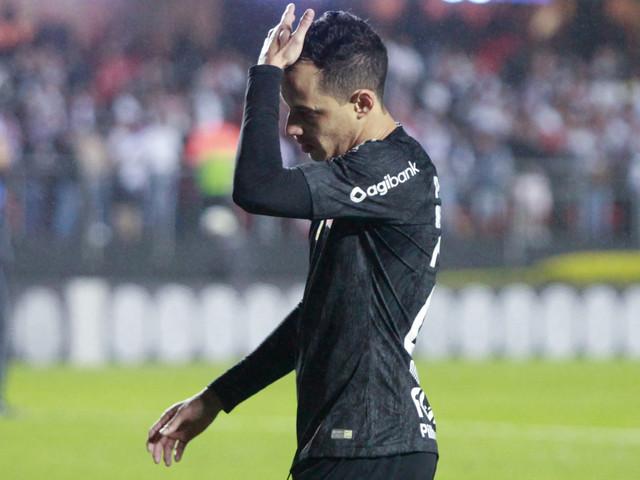 De saída, Rodriguinho contém emoção e já projeta volta ao Corinthians