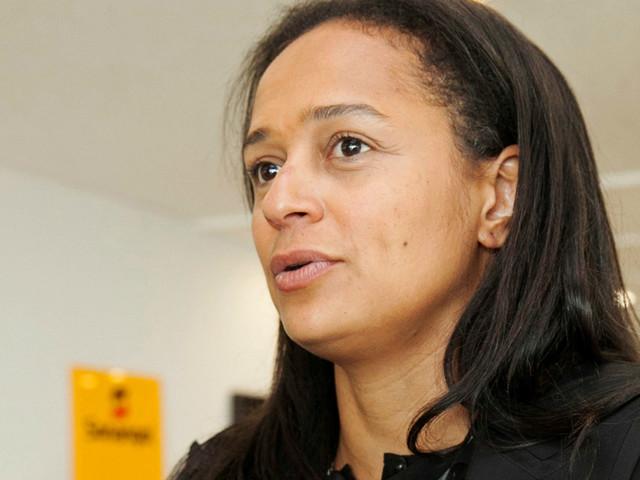 Isabel dos Santos esteve em Lisboa durante a reunião dos procuradores de Portugal e Angola
