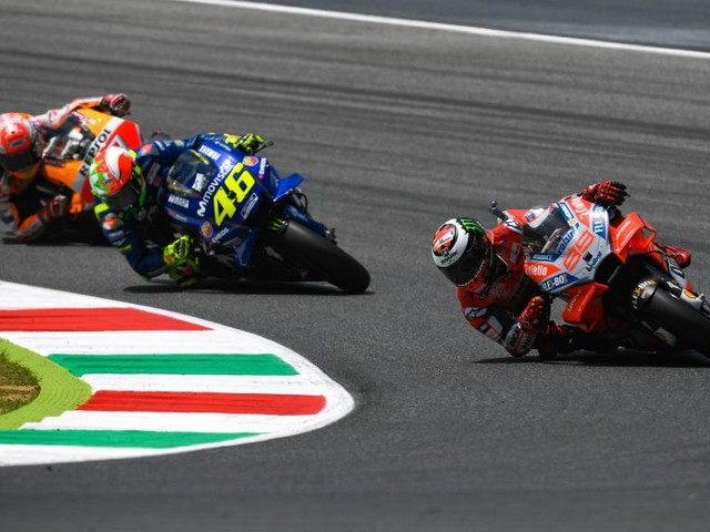 MotoGP: Mamma mia! No GP da Itália, o 'velho' Jorge Lorenzo resurge