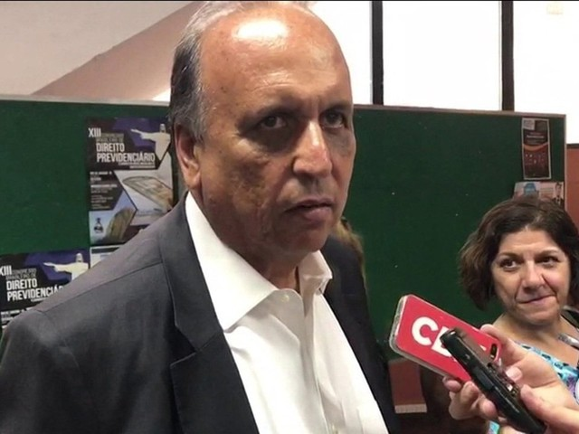Ex-governador Pezão deve deixar a cadeia nesta quarta-feira