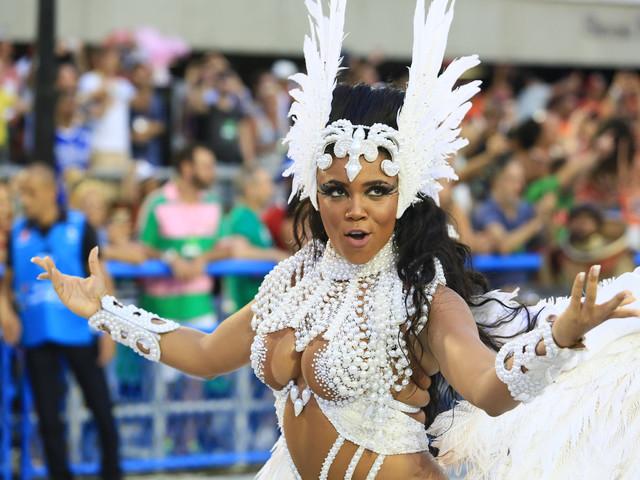 Mangueira Samba School Ready for Rio 2018 Carnival