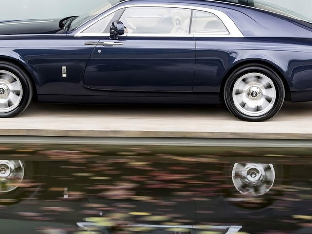 Rolls-Royce Sweptail: série limitada a uma unidade revelada