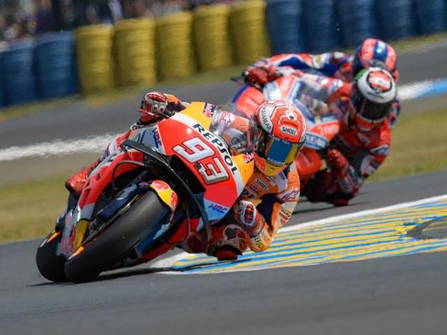 MotoGP: Na guerra francesa, heróis no chão e reis no pódio