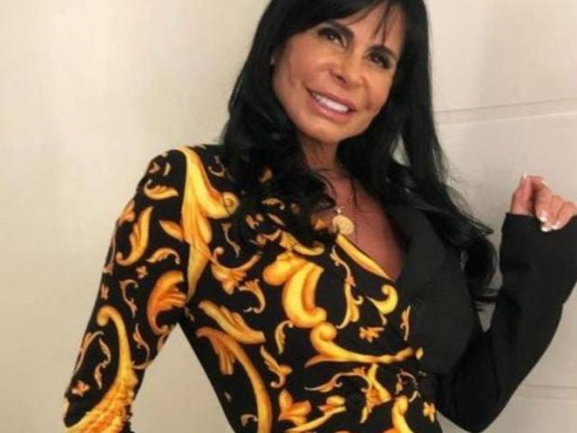 Gretchen cogita voltar a morar no Brasil; veja vídeo