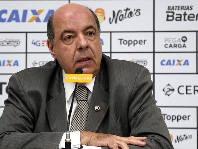 Botafogo redireciona R$ 21 milhões na Justiça e afasta ameaça de exclusão do Profut