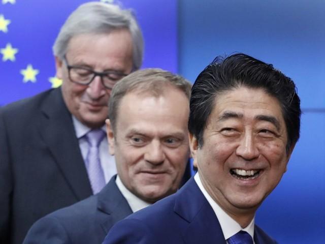 EU strebt Handelsabkommen mit Japan an