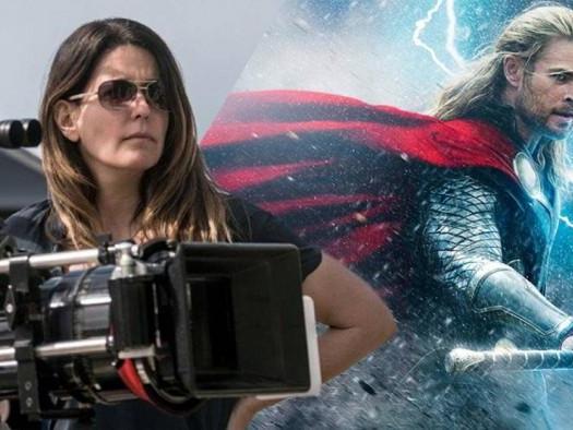 Diretora de Mulher-Maravilha explica porque recusou fazer Thor: O Mundo Sombrio