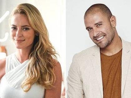 'Está bom, está leve', diz Paolla Oliveira sobre namoro com Diogo Nogueira