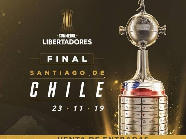 Saiba como comprar ingressos para a final da Libertadores