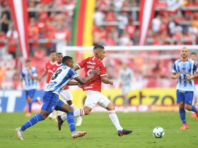 Confira fotos de Internacional x CSA pelo Campeonato Brasileiro