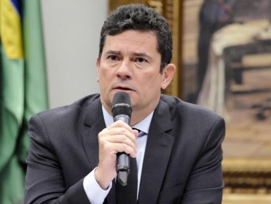 Ministro Sergio Moro viajará para o Ceará na segunda