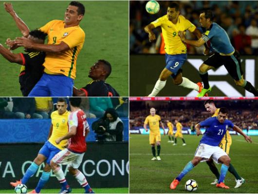 Diego Souza é reconvocado à Seleção Brasileira, mantendo a disputa à Copa
