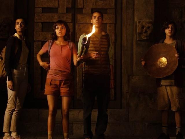 A aventureira latina Dora ganha versão em carne e osso para o cinema