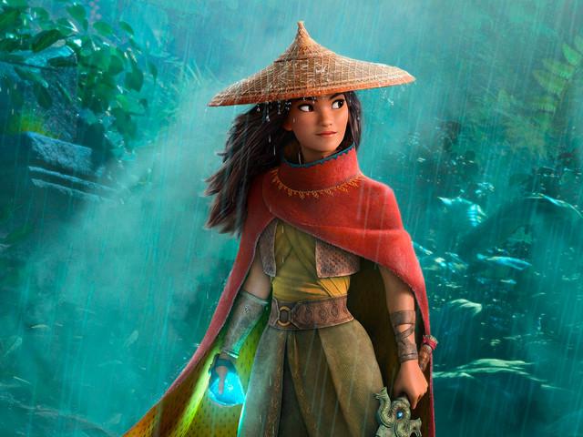 """Venha se encantar por """"Raya e o Último Dragão"""" com o primeiro trailer da animação da Disney"""