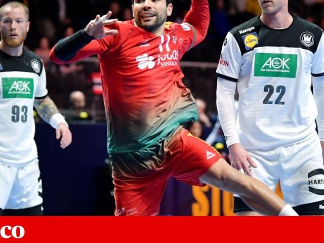 Portugal termina Europeu de andebol em sexto lugar