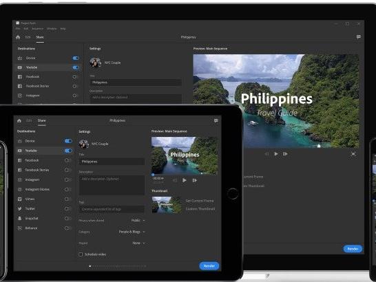 Project Rush é a ferramenta da Adobe para editar vídeos no computador e smartphone