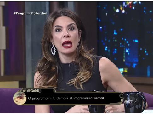 """Luciana Gimenez aparece com vermelhidão no pescoço e rosto: """"Tentaram me matar"""""""