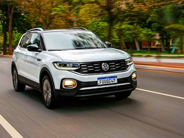 VW T-Cross: confira os valores das sete revisões após as três primeiras gratuitas